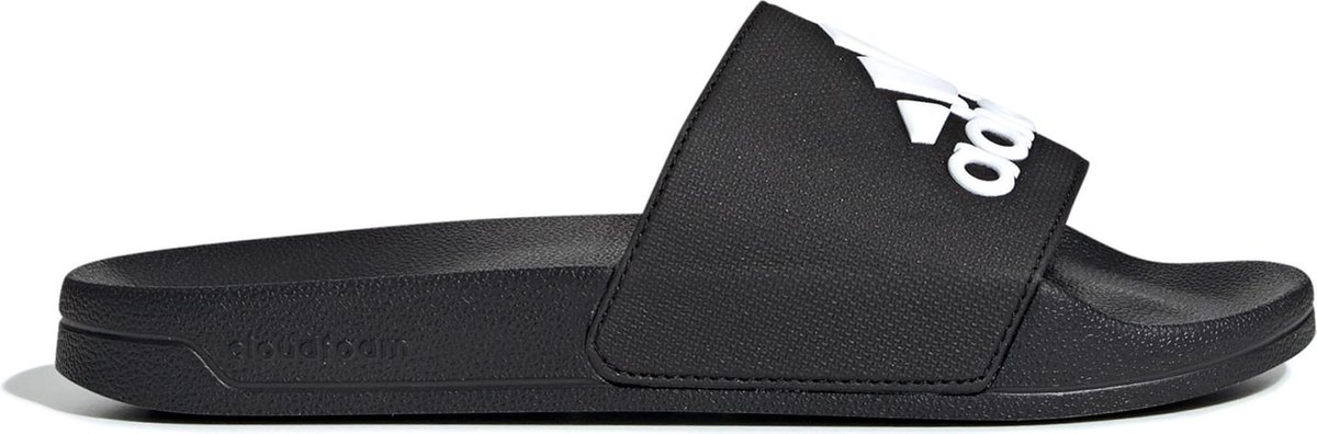 addas Adilette Shower Slippers Volwassenen - Core Black / Ftwr White / Core Black - Maat 42